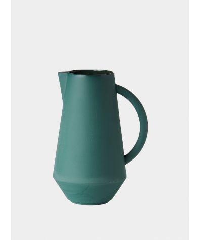Unison Ceramic Carafe - Teal