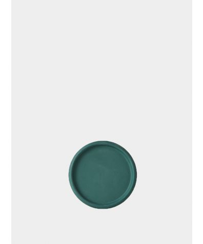 Unison Ceramic Cover Piece (Set of 4) - Teal