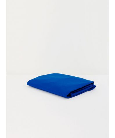 Tencel Fitted Sheet - Blue
