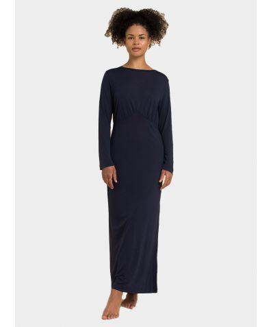 The Midnight Dress - Navy Blue
