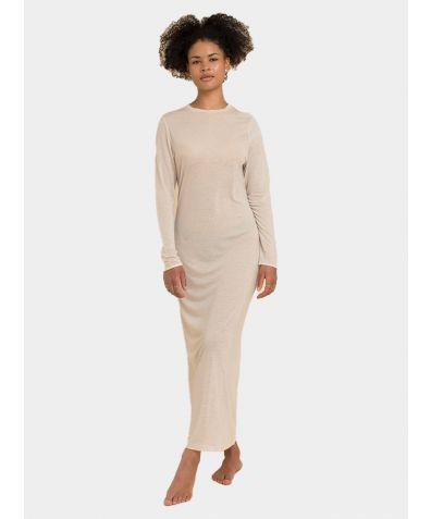 Sweater Dress - Natural White