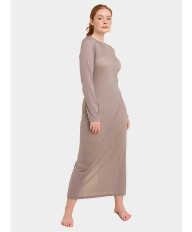 Sweater Dress - Stone