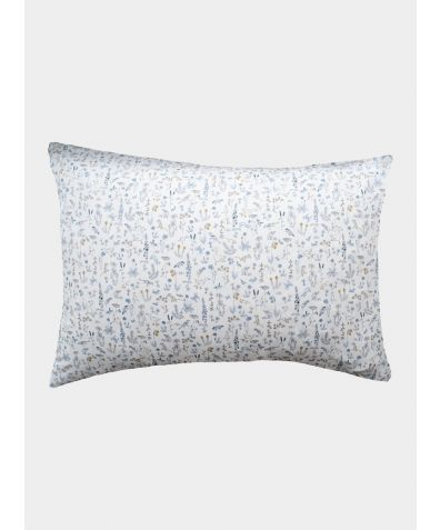 Liberty Print Pillowcase - Theo Blue