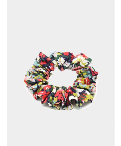 Liberty Print Hair Scrunchie - Thorpe Multi