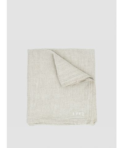 Linen Spa Towel - Neutral