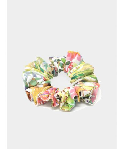 Liberty Print Hair Scrunchie - Tresco