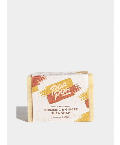 Turmeric & Ginger Natural Soap, 100g