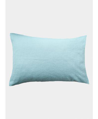 Linen Pillowcase - Turquoise
