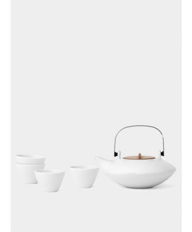 Pure Tea Set Large