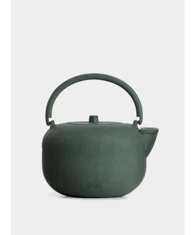 Saga Teapot Casted Iron 0,8 litre - Green