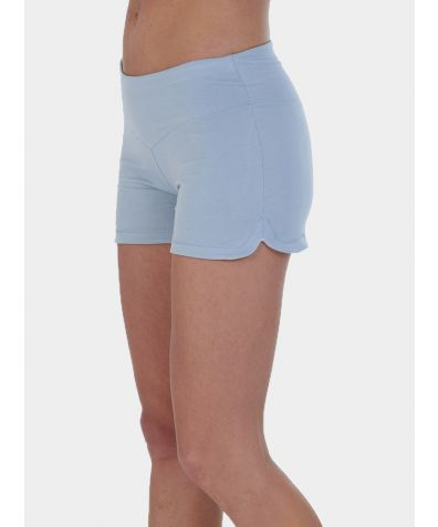 Women's Nattwell® Sleep Tech Shorts - Ice Blue