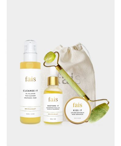 Customisable Vegan Face Care Pamper Set