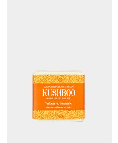 Verbena & Turmeric Soap