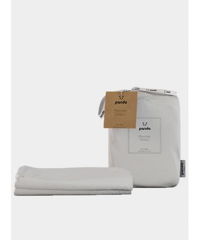 Bamboo Pillowcases (Pair) - Pure White
