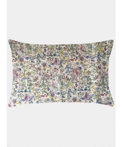 Liberty Print Pillowcase - Wild Flowers