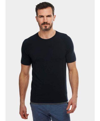 Mens Nattwarm® Sleep Tech T-Shirt - Winter Night