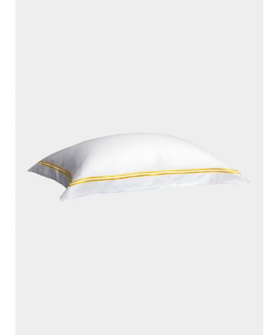 300 Thread Count Cotton Pillowcase - Sunflower
