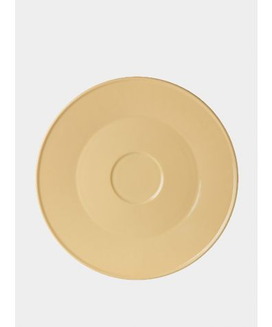 Unison Ceramic Large Plate (Set of 4) - Yellow