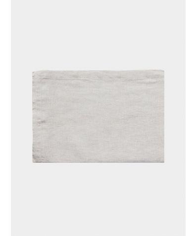 Linen Flat Sheet - Picardie Ecru