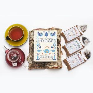 Hoogly Tea's Little Book of Hygge and Comforting Tea Trio