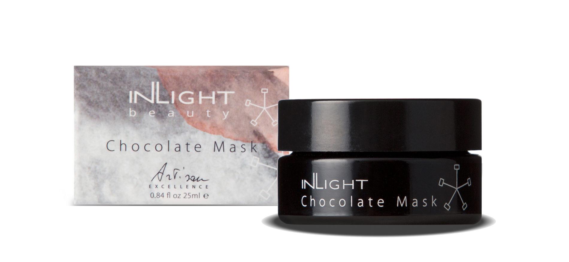 Inlight Beauty's Chocolate Mask