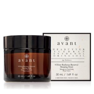 Avant's 8 Hour Radiance Renewal Sleeping Mask