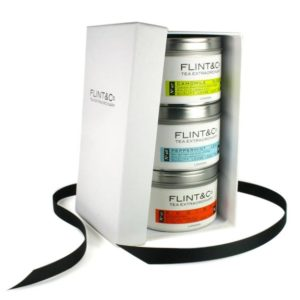 Flint Tea's Herbal Infusions & Infuser Gift Set