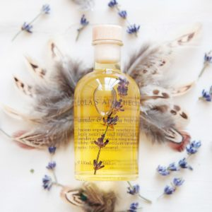 Lola's Apothecary's Sweet Lullaby Soothing Body & Massage Oil