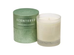 Scentered's De-Stress Home Therapy Candle