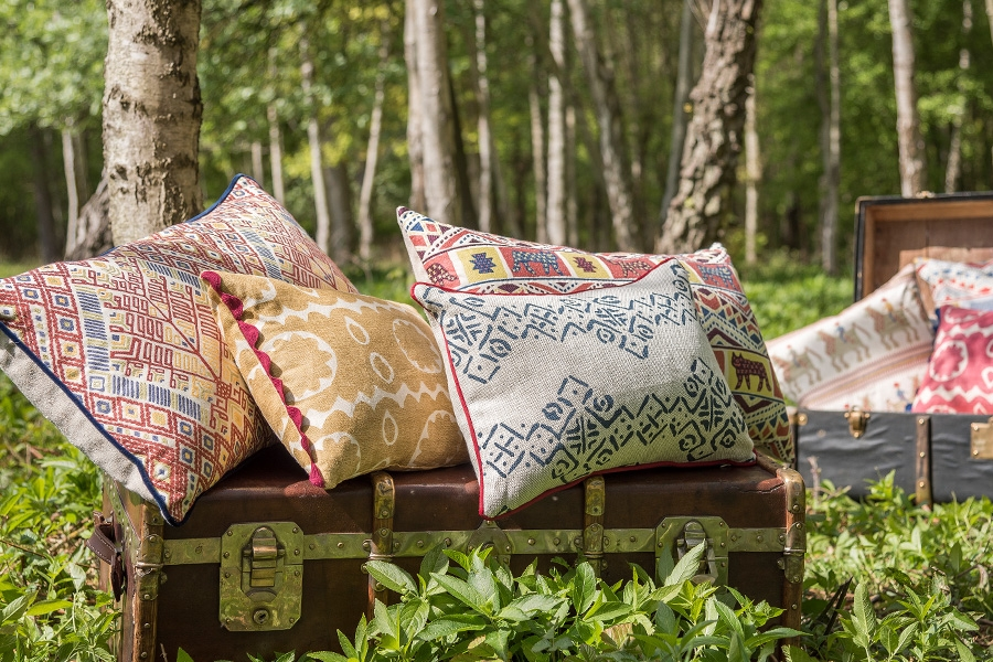 Wicklewood cushions