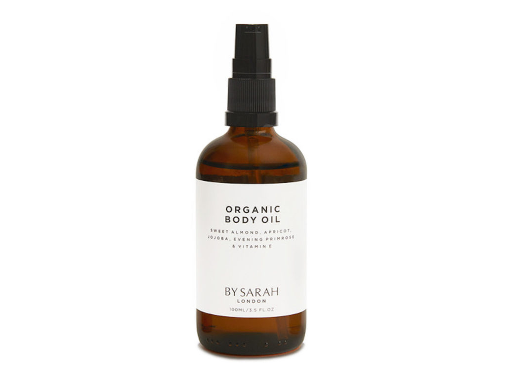 BY SARAH Organic Body Oil 100ml