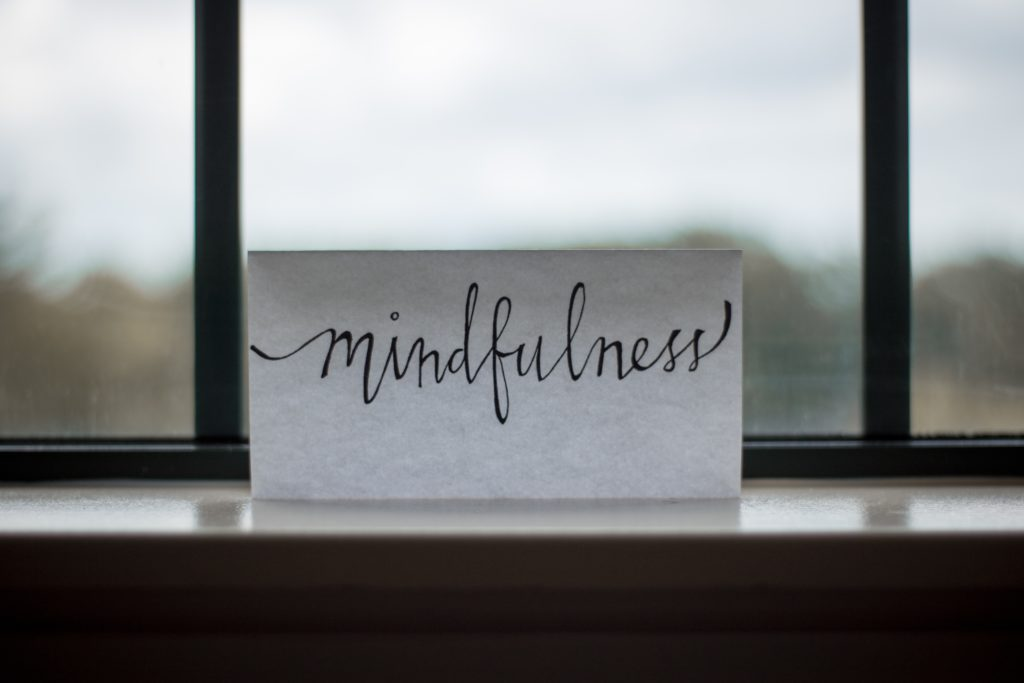 Mindfulness and the Self-Care Industry