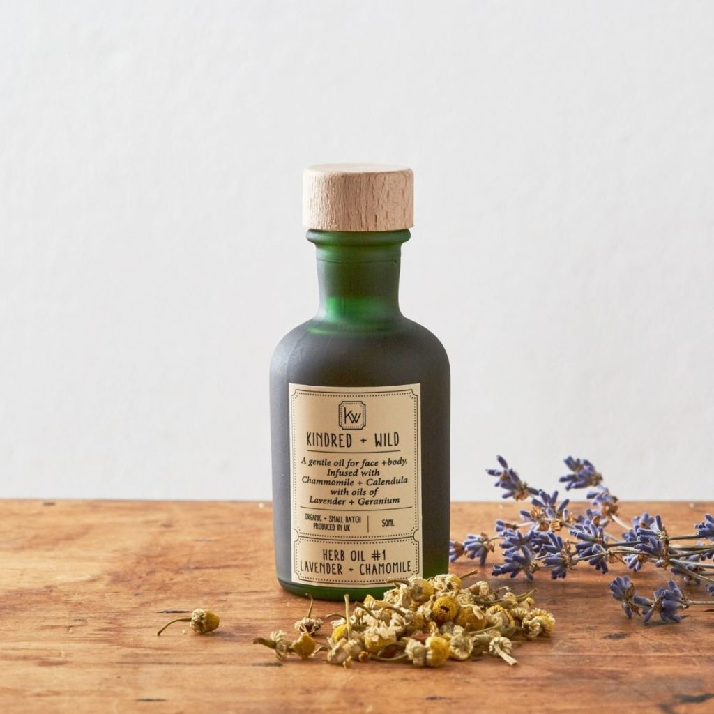 Kindred + Wild - Lavender & Chamomile Oil