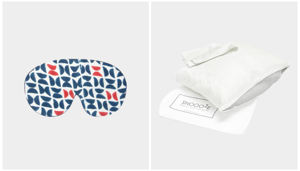 Travel - Pillow & Sleep Mask