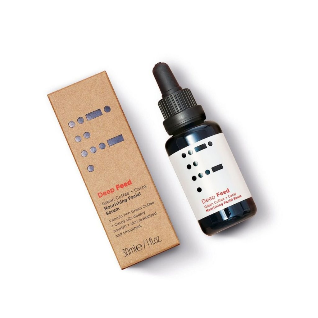 Nourishing Facial Serum - Green Coffee + Cacay, 30ml