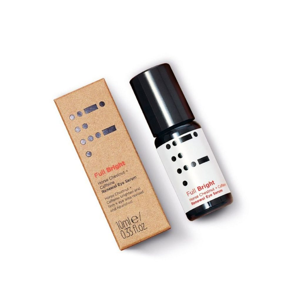 Renewal Eye Serum - Horse Chestnut + Caffeine, 10ml