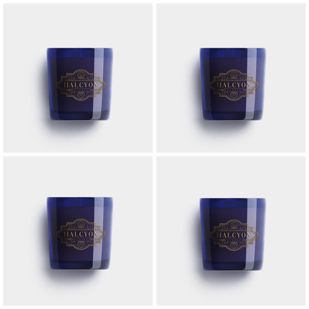 Halcyon Naturals's Candles