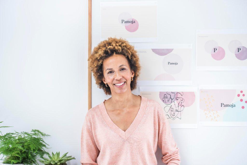 Sarah Taylor Founder of Pamoja