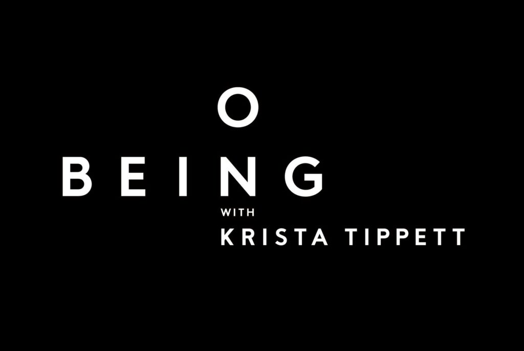 Podcasts to Listen to Before Bed - On Being with Krista Tippett