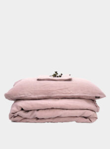The Best Bedding For You - True Linen - Blush Pink