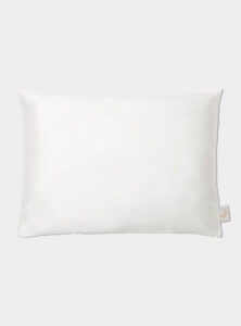 The Best Bedding For You - Moonchild - Organic Peace Silk Pillowcase - White