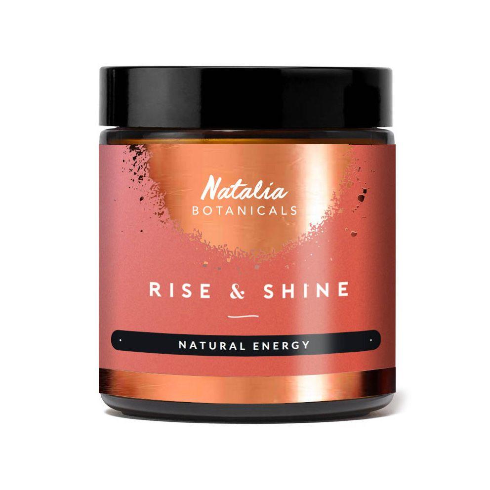 Natalia Botanicals - Rise & Shine — Natural Energy