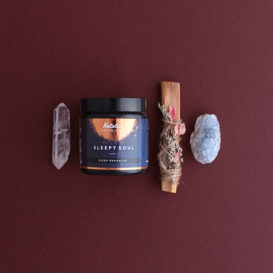 Natalia Botanicals - Sleepy Soul — Sleep Enhancer